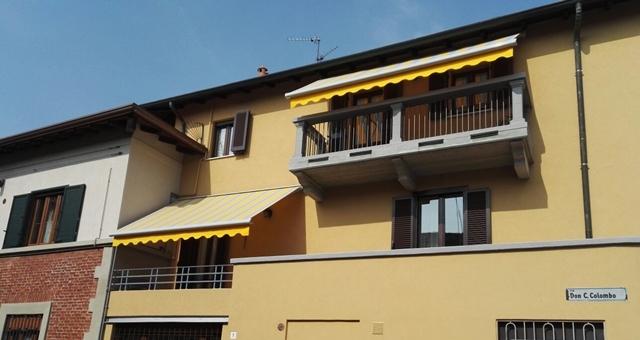 Tende da sole profi system italia for Tende per abitazione