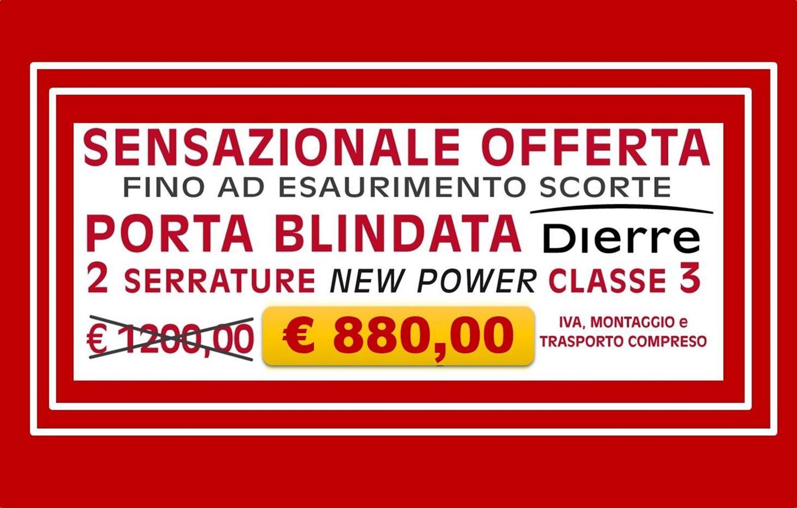 PORTE BLINDATE – Profi System Italia