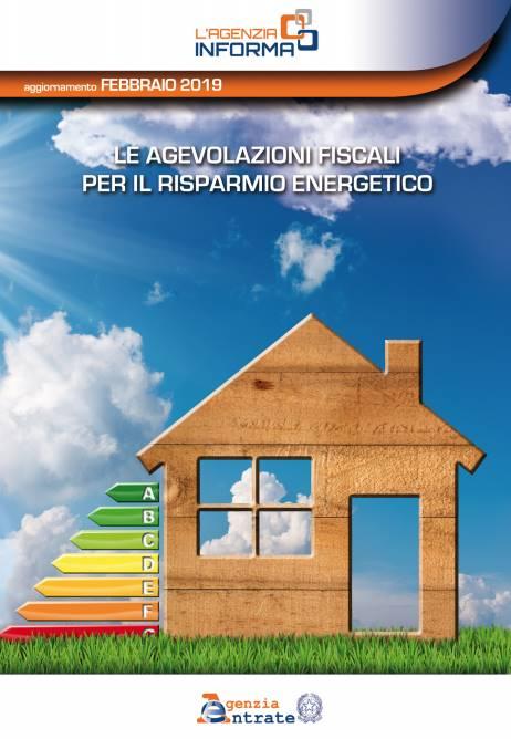 Profi System Italia – Agevolazioni Fiscali 2019